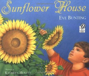 Sunflower House Freebie