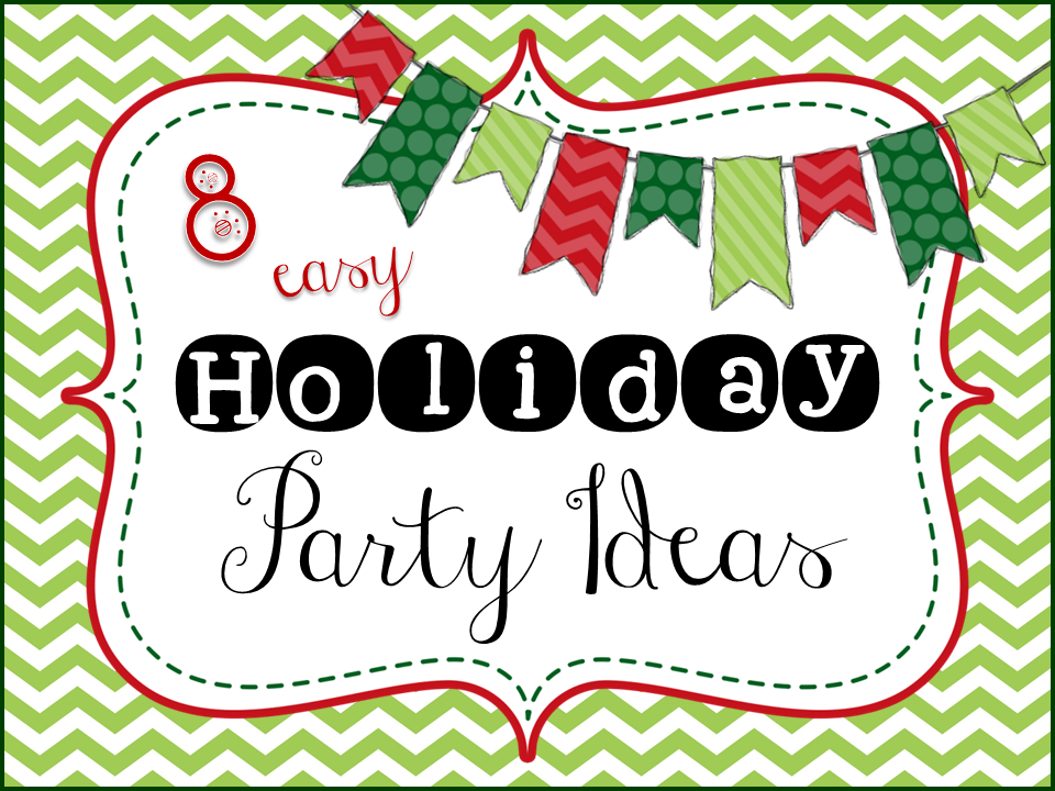 http://onesharpbunch.com/2014/12/holiday-party-ideas-12-days-of/