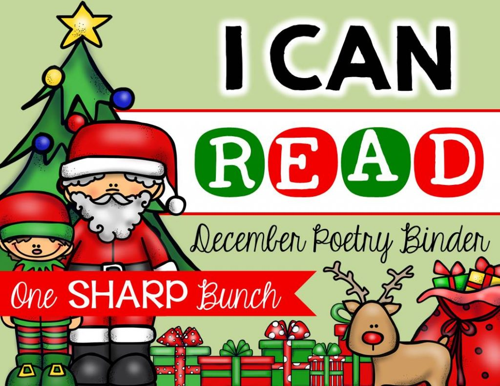 http://www.teacherspayteachers.com/Product/I-Can-Read-Poetry-Binder-December-1588938
