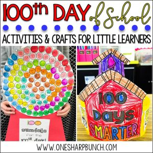 100th Day of School Fun & FREEBIE Links