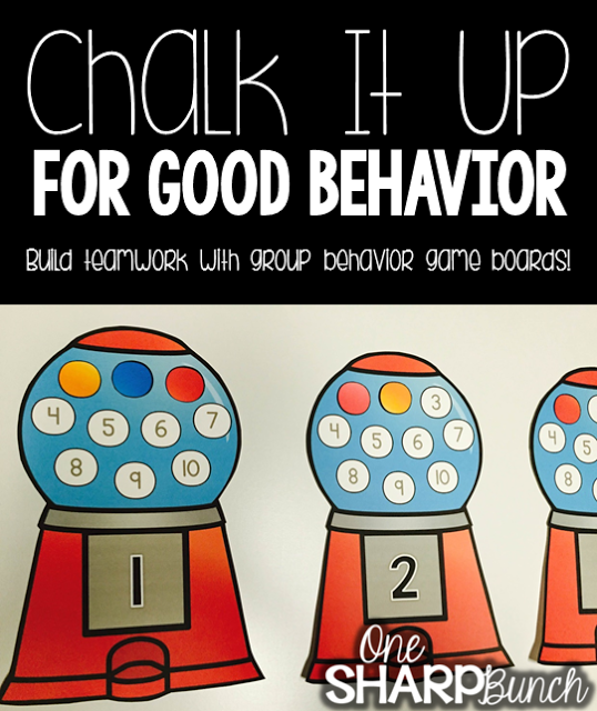 Classroom Behavior Ideas ~ Classroom management tips tricks freebies one sharp