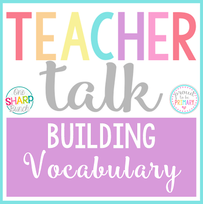 Do your student struggle with learning new vocabulary words? Check out these tips for building vocabulary and making abstract words more concrete!