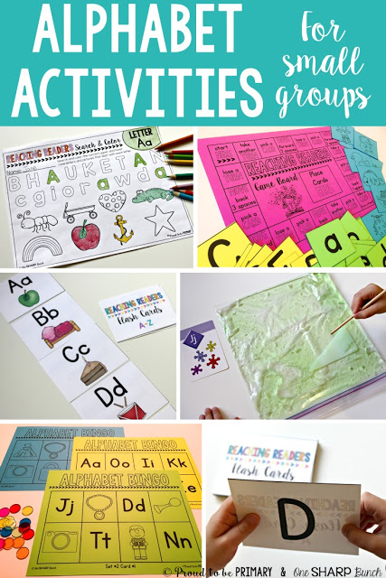 differentiated instruction activities for reading