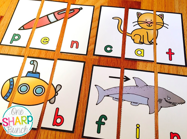 https://www.teacherspayteachers.com/Product/CVC-Puzzles-Phoneme-Segmentation-1961540
