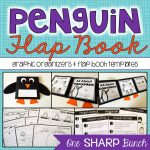 This penguin craft is the perfect culminating craftivity to your penguin activities!
