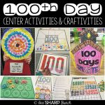 These 100th Day activities are sure to keep your kiddos engaged and excited about the 100th Day of school!