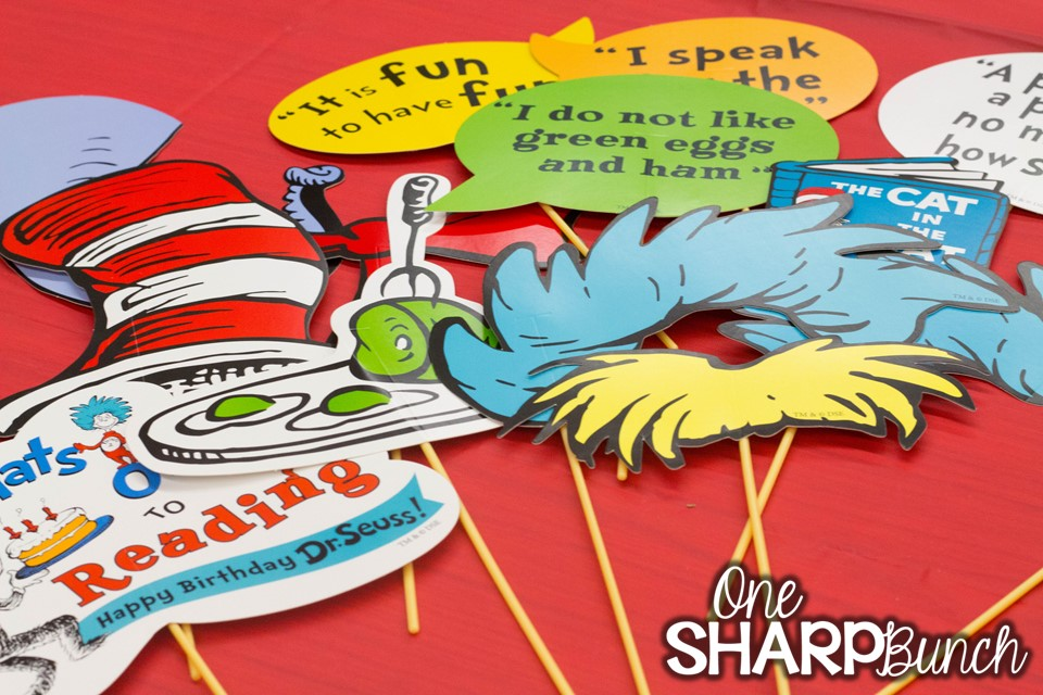 Dr Seuss Birthday Party Ideas For The Classroom